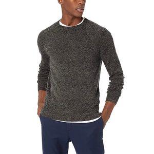 J Crew Mercantile Gray Large Wool Blend Sweater